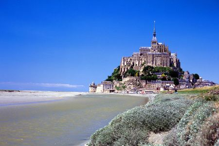 Western Normandy - to the Mont-Saint Michel