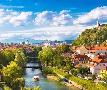 An Moldau und Elbe von Prag nach Dresden - Radreiseprogramm