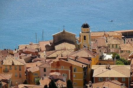 Côte Azur - guided tour de Luxe