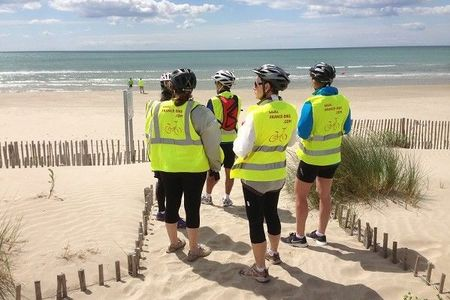 Languedoc and Camargue - guided bike tour