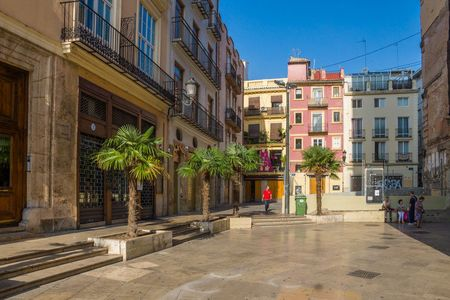 Valencia - The green routes of the Mediterranean