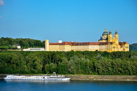 Danube - From Passau to Vienna with the nostalgic ship