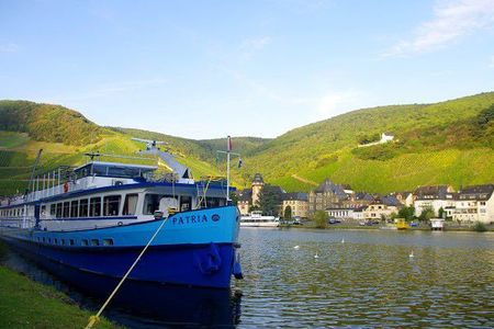 Moselle and Saar - bike and boat